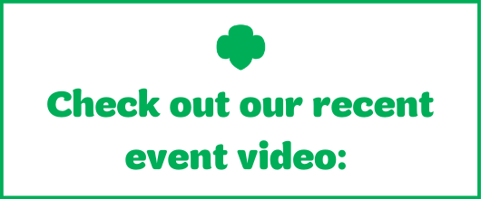 Check Out Our Recent Event Video Banner