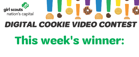 Digital Cookie Contest Winner