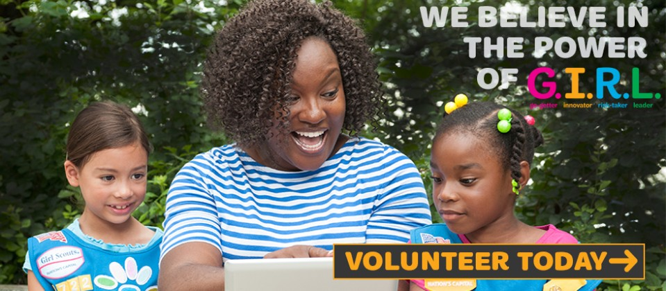 Become a Volunteer today!