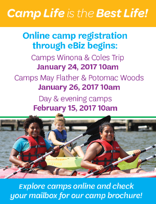 Explore our camps