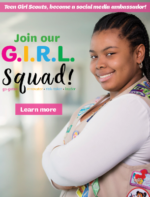 Join or G.I.R.L. Squad!