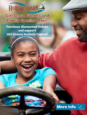 Girl Scout Friends and Family Special Offer!