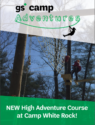 Sign up for a new adventure!