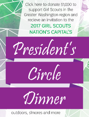 Join the President's Circle today!