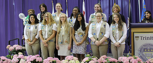 Girl Scout High Awards